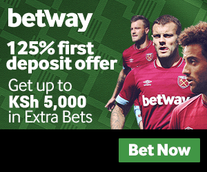 Betway advertisement